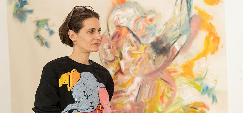 Artista Sofía Mastai